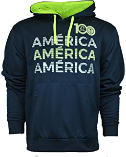 3828fafb19376f IconSports Soccer Athletic Unisex Hoodie Sweatshirt