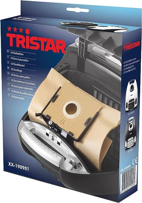 Tristar XX-190201 - Bolsas para aspiradoras Tristar SZ-1903 y SZ ...