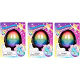 Master Toys & Novelties Surprise Growing Unicorn Hatching Rainbow Egg - Hatch and Grow for Easter Gifts, Baskets and Egg…