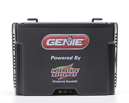 Genie Battery Backup Unit Operate Your Garage Door Opener And