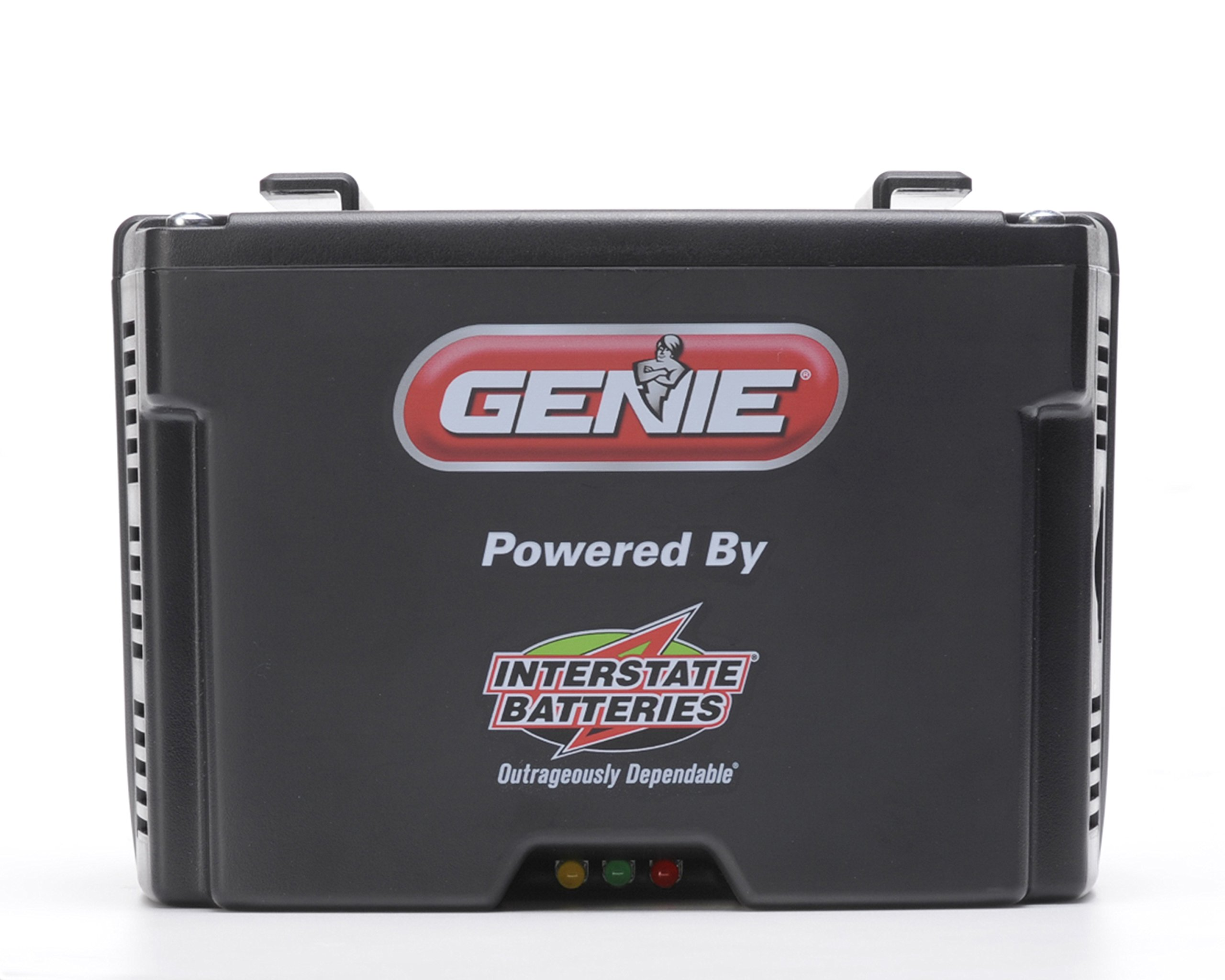 Genie Battery Backup Unit – Operate your Garage Door Opener and Safety / Security Features During Power Outages – GBB-BX