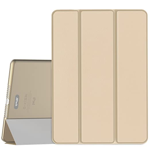 14 opinioni per JETech 0479C-CS-IPAD-MINI-GD Tablet folio Oro custodia per tablet