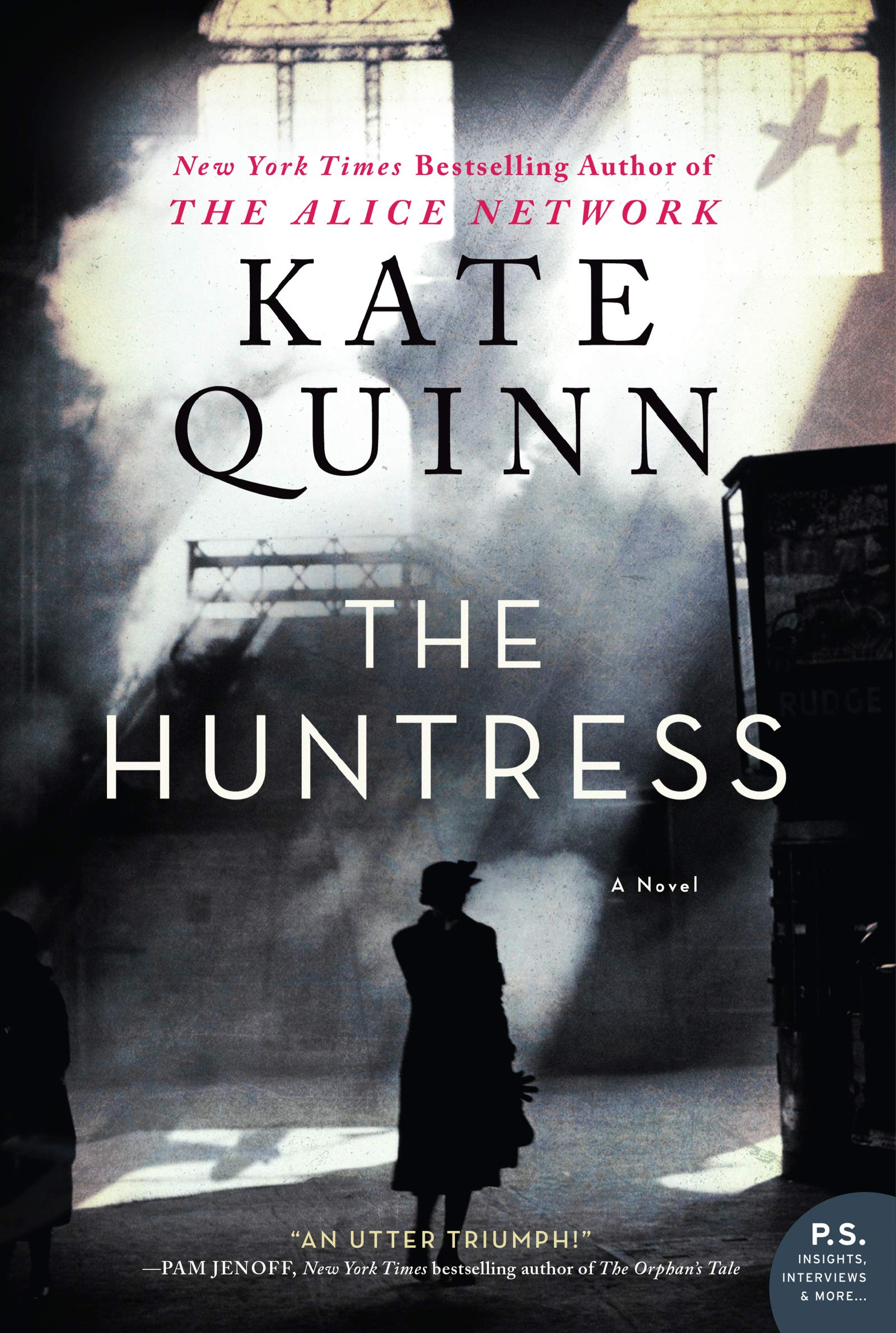 Image result for the huntress kate quinn