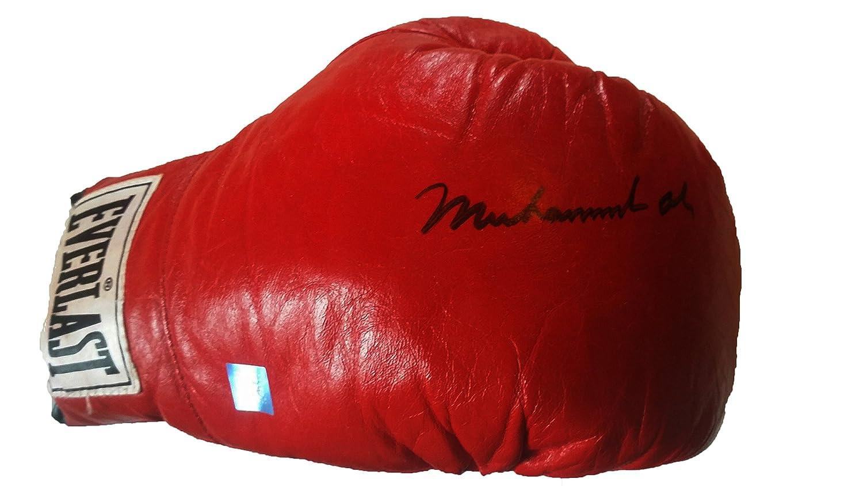 Muhammad AliボクシンググローブSSG認定Authentic B01FNAO3SG