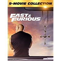 Fast & Furious 9-Movie Collection HD Digital Deals