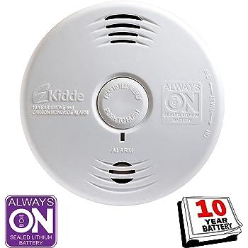 kidde kn cosm iba hardwire combination smoke carbon monoxide alarm