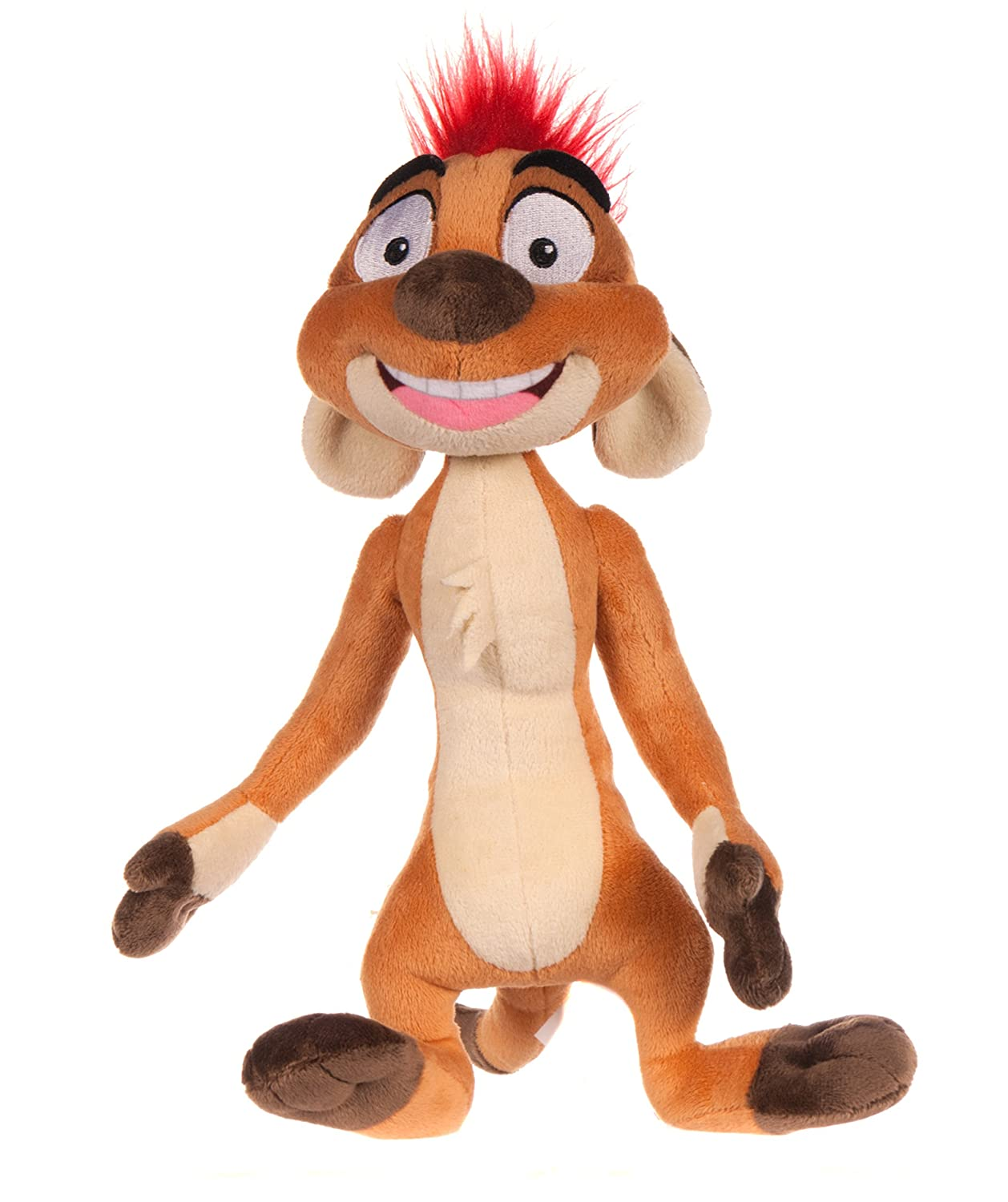 Amazon.com: LION GUARD 10 inch soft plush toy in gift Box TIMON: Toys & Games
