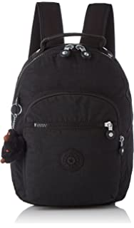 b995b85b72 Kipling CLAS SEOUL S School Backpack, 34 cm, 10 liters, Black (True