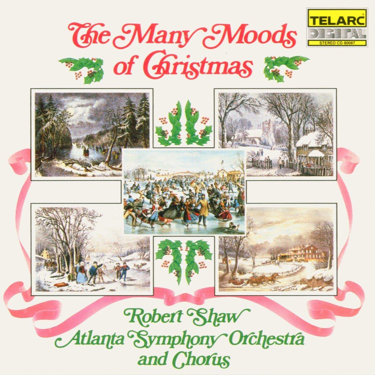 Atlanta Symphony Orchestra \u0026 Chorus, Robert Shaw, Robert Russell ...