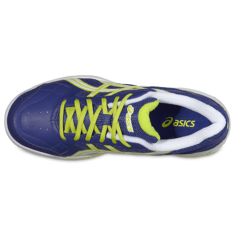 Asics Gel Padel Max W Azul/Blanco/Lima (41.5): Amazon.es: Zapatos y complementos