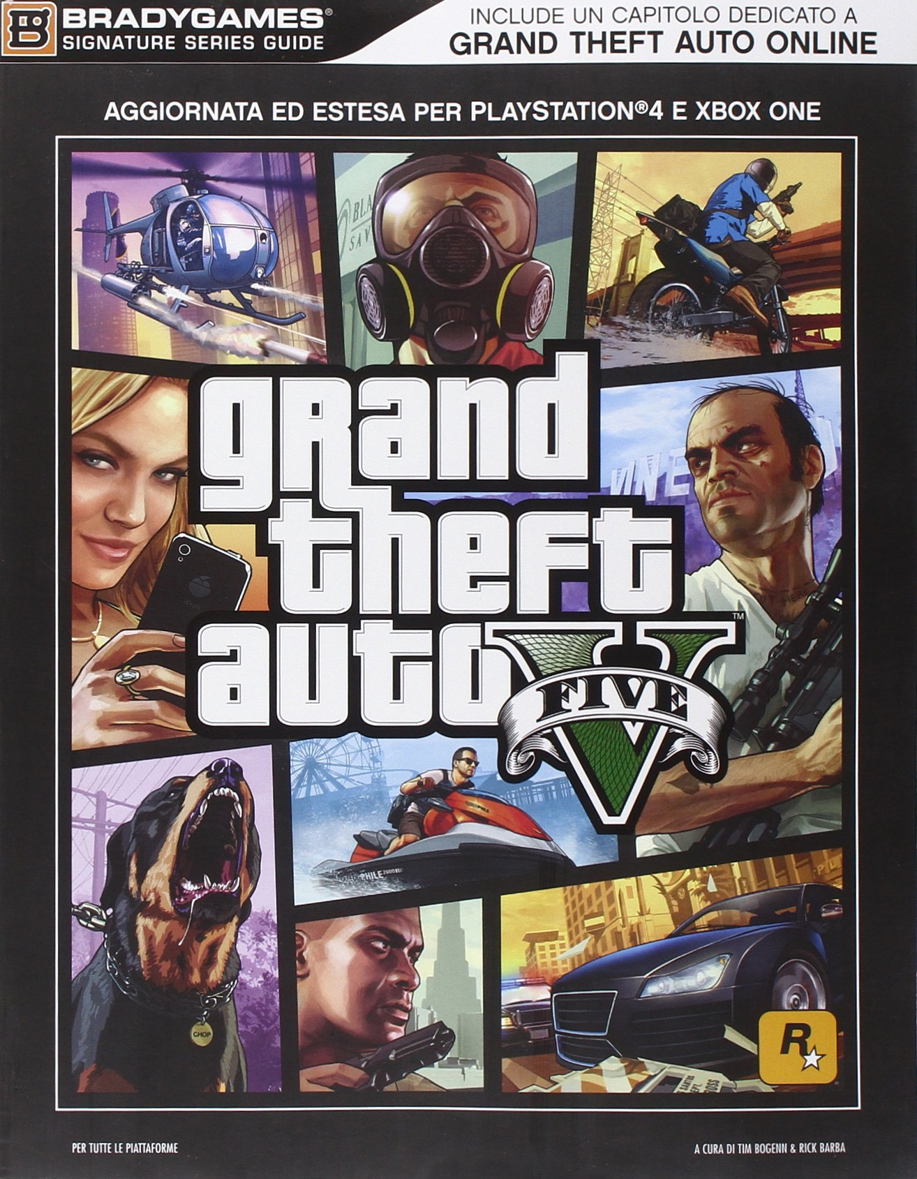 Grand theft auto V. Guida strategica ufficiale: Amazon.es: Brady Games: Libros en idiomas extranjeros