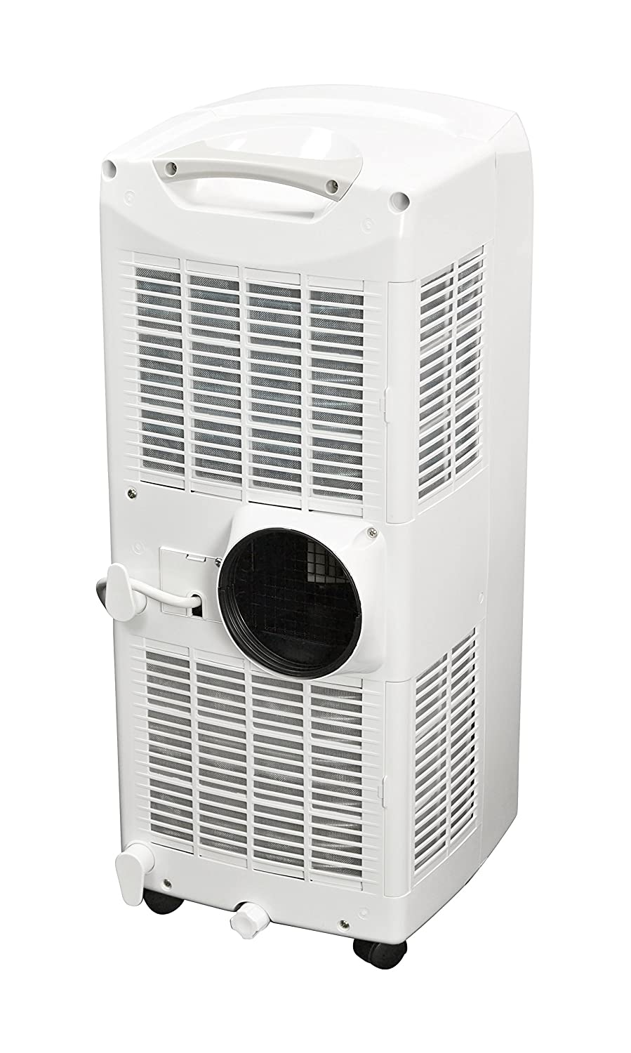 Newair Ac 10100h Ultra Compact 10000 Btu Portable Air Home A C Compressor Wiring Post Conditioner And Heater Kitchen