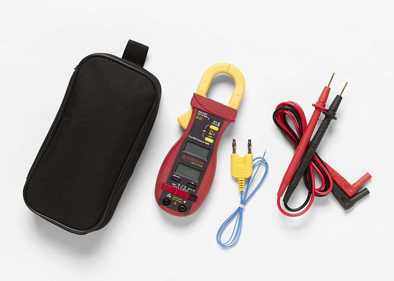 Amprobe Acd 14 Plus Dual Display Digital Clamp Multimeter With Greenlee Receptacle Gfi Circuit Tester Voltagecontinuity Pricefalls Temperature Amp Probe Industrial Scientific