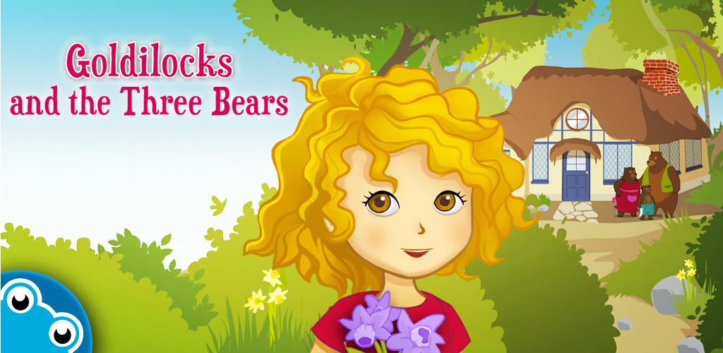 Ricitos de Oro y los tres ositos - Libro animado par niños