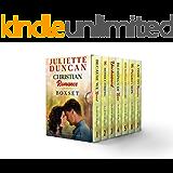 Christian Romance Boxset: A Collection of Seven Heartwarming Christian Romances