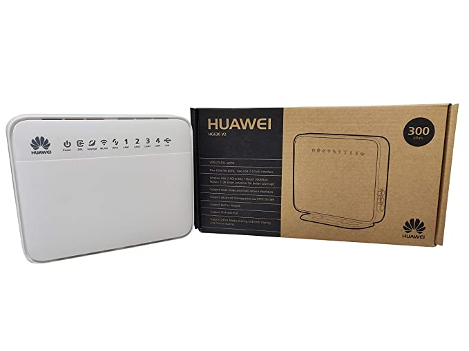 Huawei HG630 VDSL V2 Home Gateway Wireless Router 300 mbps| Broadband WiFi  | Moderm