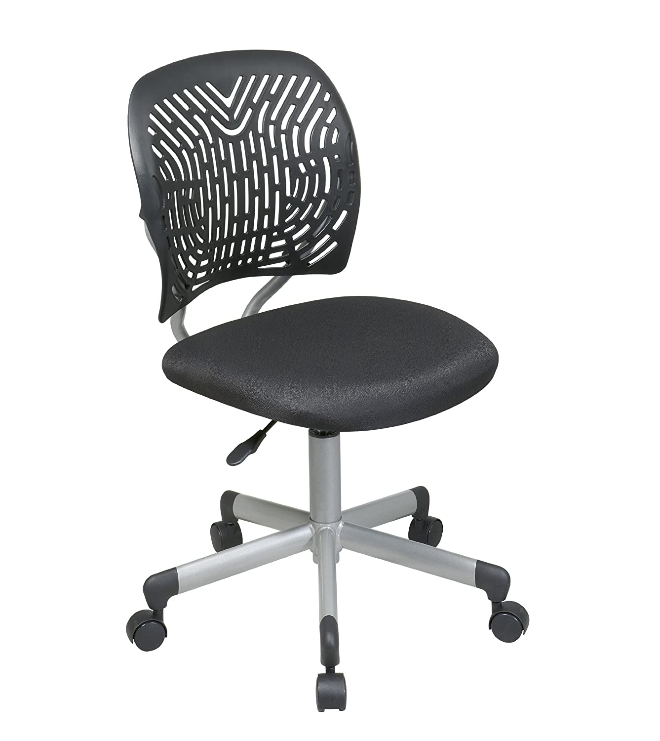 Amazon fice Star Designer Task Chair in Fabric and Plastic