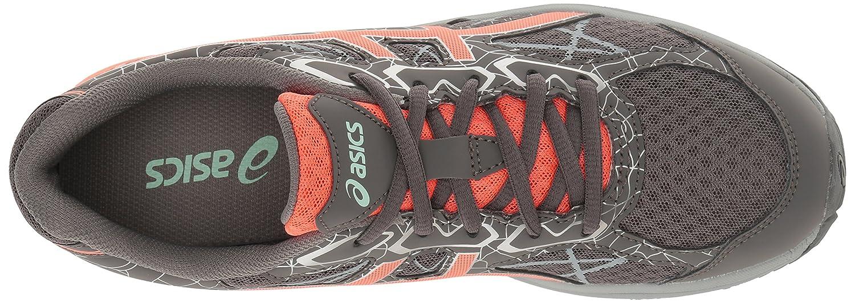 ASICS Women's Endurant Running Shoe B01HQR2WNM 9.5 B(M) US|Carbon/Flash Coral/Silver