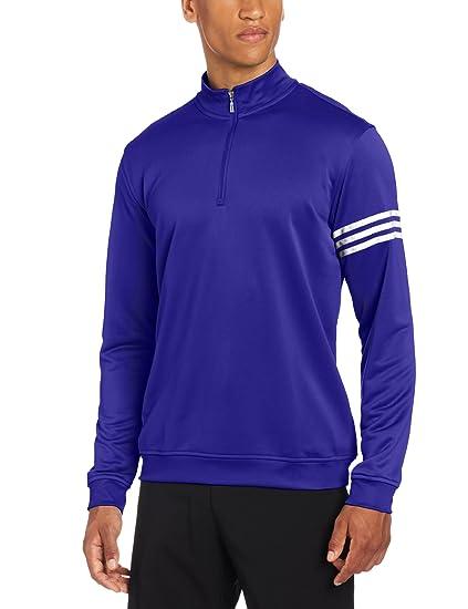 8ff1a24d93c9 Amazon.com   adidas Golf Men s Climalite Long Sleeve Layering 3 ...