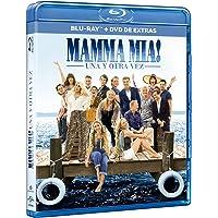 Mamma mia! Una y otra vez (BD + DVD Extras) [Blu-ray]