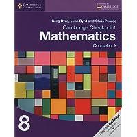 Cambridge Checkpoint Mathematics. Coursebook Stage 8