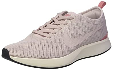 official photos b5d70 5998c Nike Womens Dualtone Racer Low Top Lace Up Running Sneaker, Pink, Size 6.0