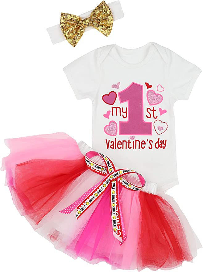 Valentina Girls Jacquard Dress Sleeveless Bow Tie Skirt Tutu Party Dresses