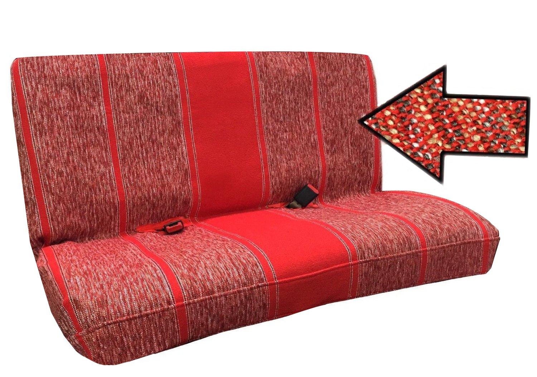 Amazon Saddle Blanket Bench Seat Cover Baja Woven Design