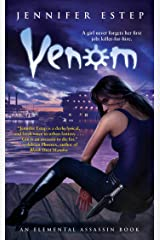 Venom: An Elemental Assassin Book (Elemental Assassin series 3) Kindle Edition