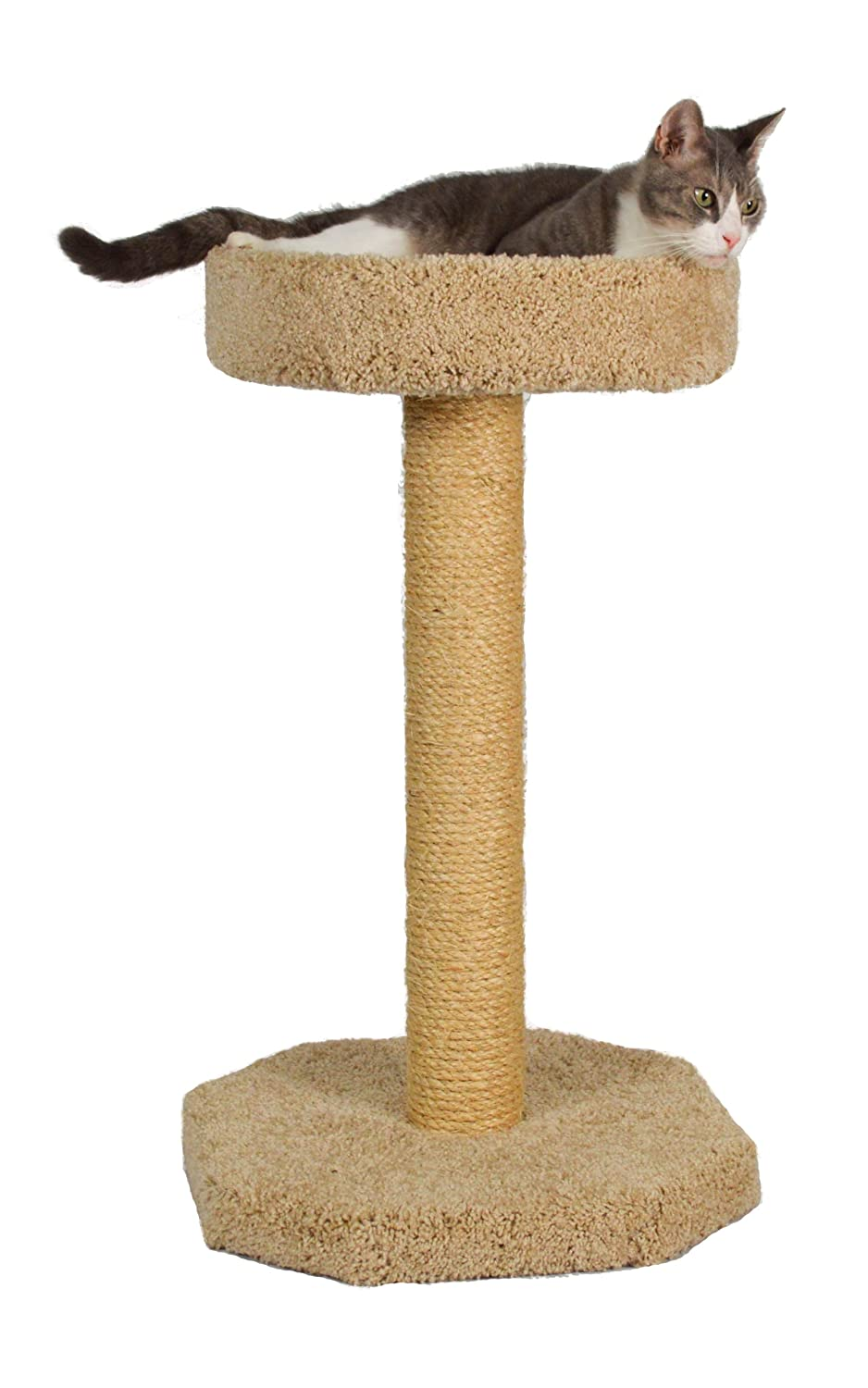 Very tall and durable cat house 53