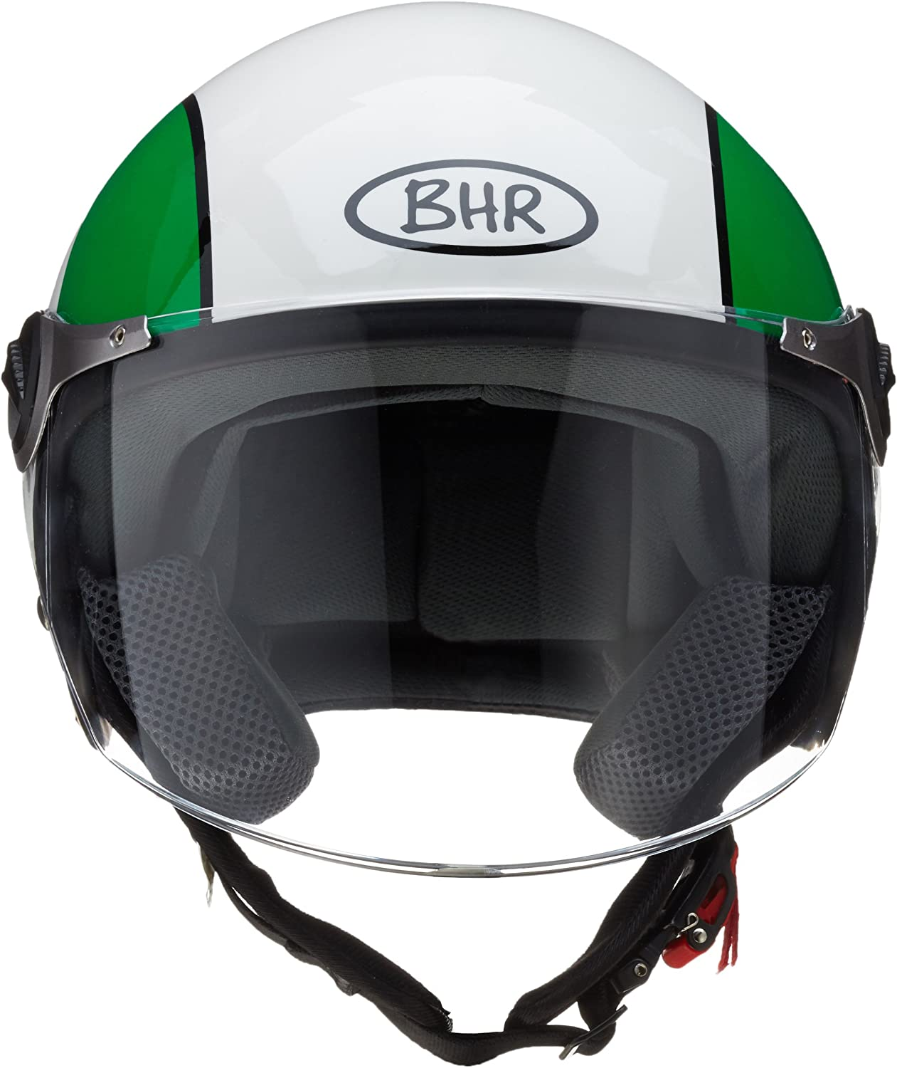 BHR Helm 710 Demi Jet Casco Cool A 61