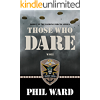 Those Who Dare (Raiding Forces Book 1) book cover