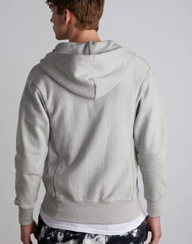 Champion LIFE Mens Reverse Weave Full Zip Hood