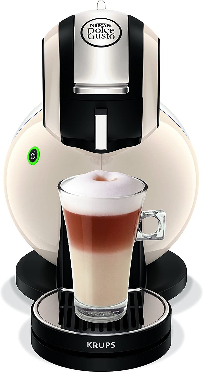 Nescafe Dolce Gusto Melody 3 Coffee Machine in Cream