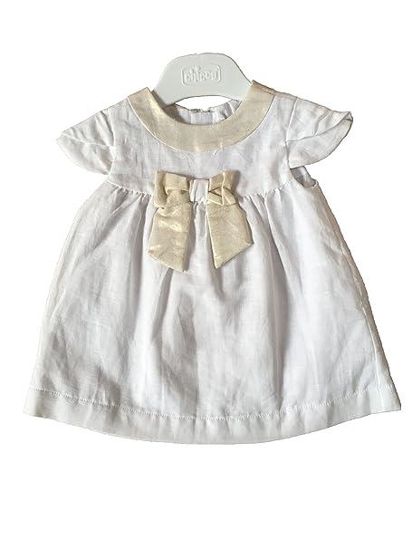 Chicco - Ropa de bautizo - para bebé niña Weiß 56 cm: Amazon.es: Ropa y accesorios