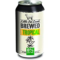 Little Fat Lamb Brewed Tropical 375ml Cans - 10 Pack