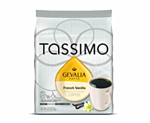Gevalia French Vanilla, 8.6-Ounce Packages (Pack of 2)