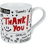 Konitz Thank You Mugs, Set of 4