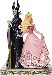 Jim Shore Aurora & Maleficent Disney Traditions