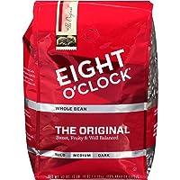 Eight O'Clock Whole Bean Coffee, The Original, 42 Ounce