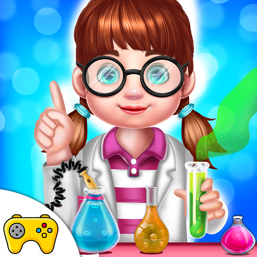 Kids Science Games - Cool Science