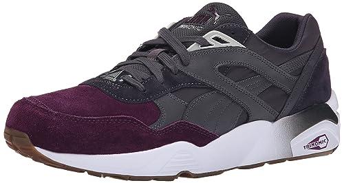 660b75451f11 Puma Men s R698Blocked Trinomic Shoe
