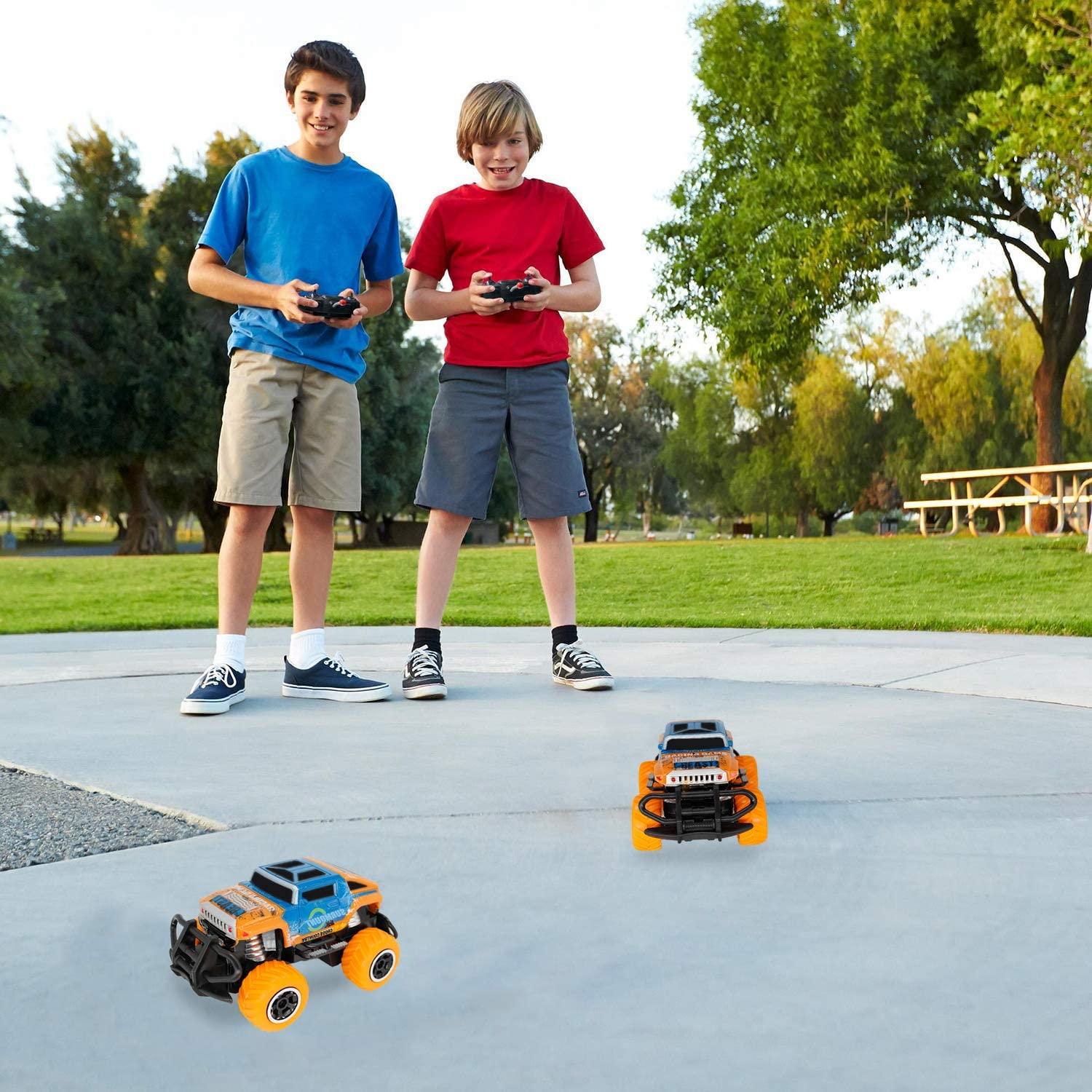 ToKit Remote Control Car RC Car Off-Road Vehicle for Boys and Girls Best Presents