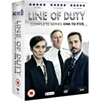 Line of Duty - Series 1-5
