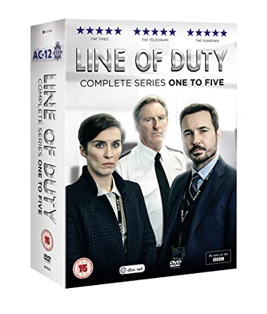 Line of Duty: Series 1-5