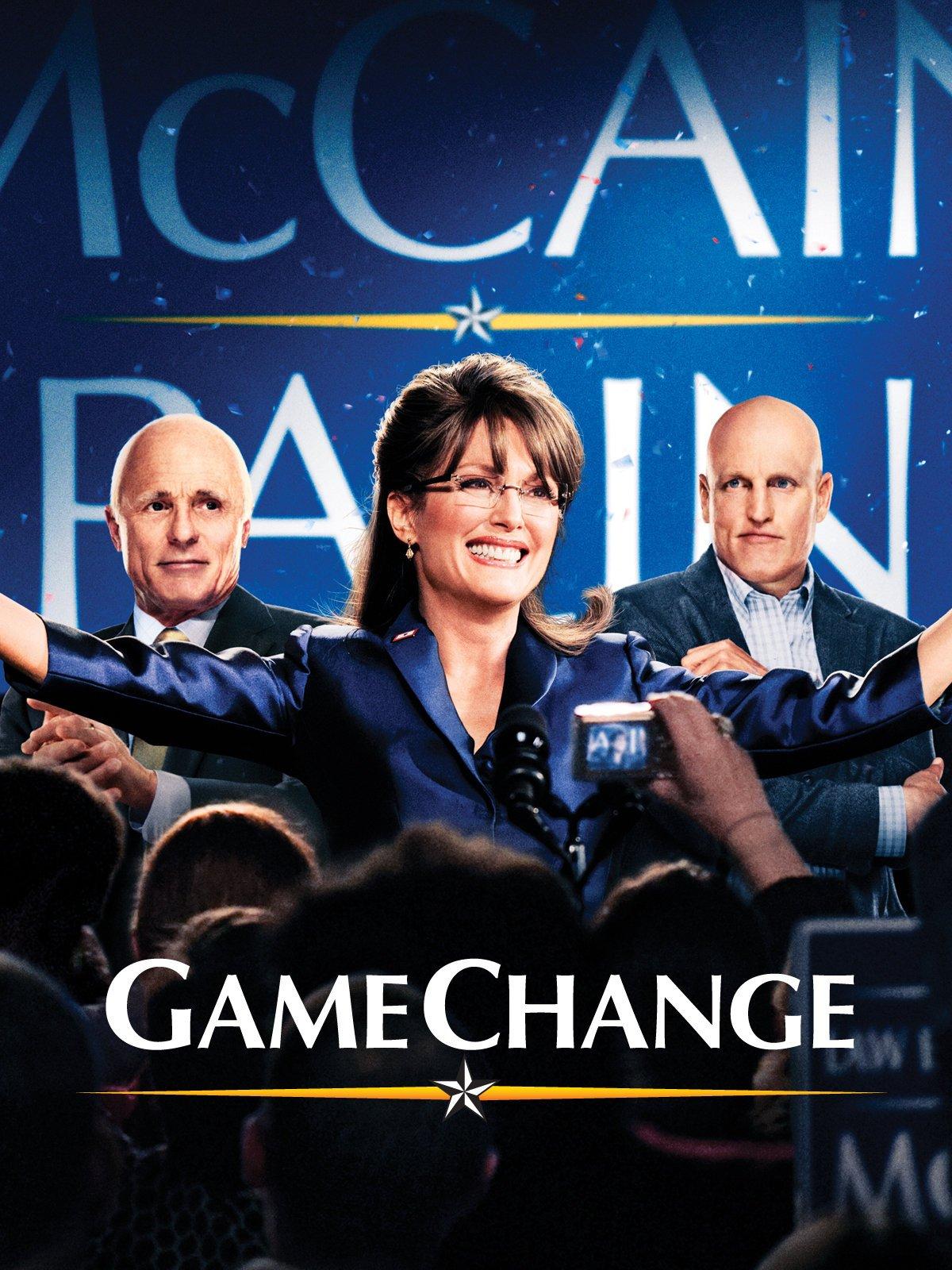 Game Change (2012) Hindi Dubbed