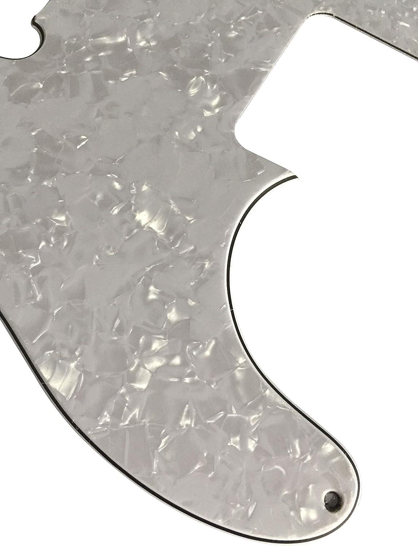 Battipenna per chitarra Fender Telecaster Precision Bass Style 1 strato nero.