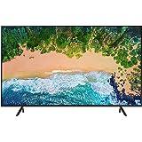 """Samsung pantalla plana Smart TV UN58NU7100FXZX, 58"""" (3840 x 2160 Pixeles) 4k, Ultra HD, 120hz, HDMI, USB, Built-in Wi-Fi, col"""