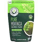 Kuli Kuli Pure Moringa Vegetable Powder Pouch, 7.4 Ounce