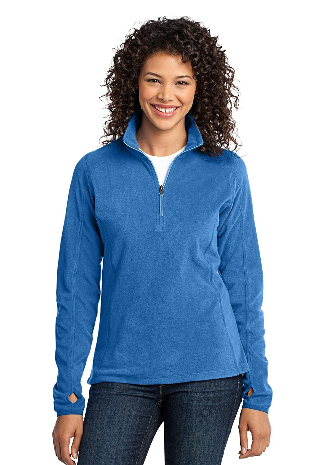 Port Authority Women's Microfleece 1/2 Zip Pullover
